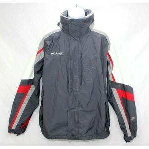 Columbia Vertex Core Omni-Shield Hooded Ski Jacket